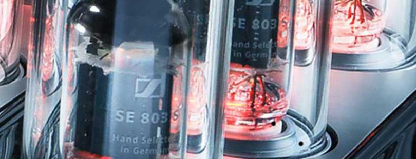 dac audio ampli a lampe