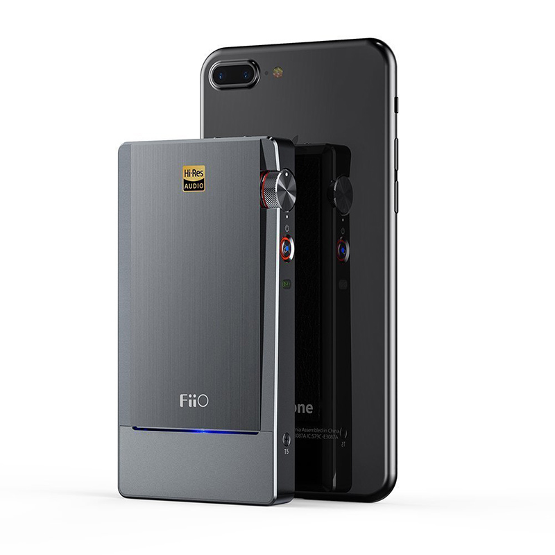 FiiO Q5 DAC Ampli USB Bluetooth