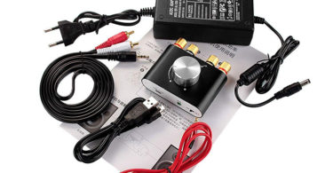 Nobsound Mini Amplificateur de puissance Bluetooth Stereo