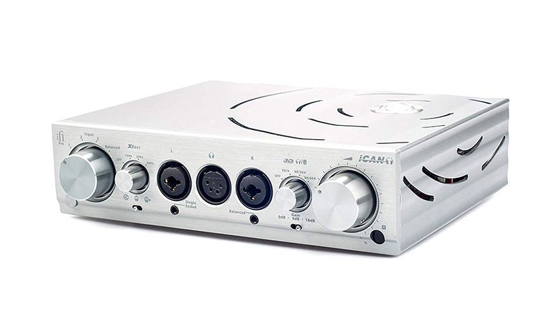 iFi Audio - iCAN PRO - Préampli HiFI à tubes