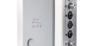 iFi Audio - iCAN PRO - Préampli casque professionnel à tubes