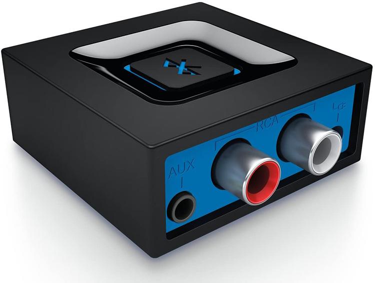 Logitech Récepteur Audio sans Fil Adaptateur Bluetooth