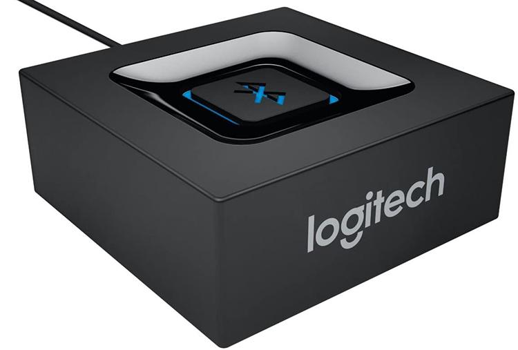 Test du Logitech Récepteur Audio sans Fil Adaptateur Bluetooth