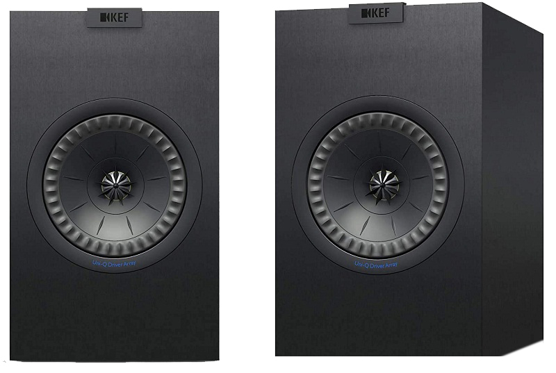 Avis sur l'enceinte KEF Q150 Noir Haut-Parleur - Hauts-parleurs 2-Voies