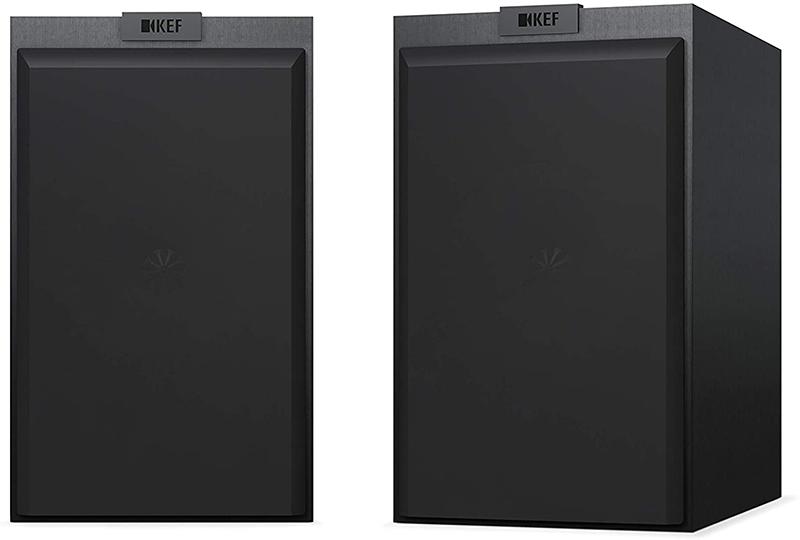 Test l'enceinte KEF Q150 Noir Haut-Parleur - Hauts-parleurs 2-Voies